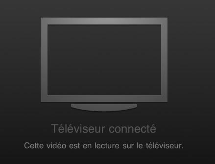 TV connectée