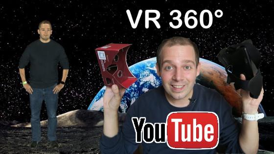 Youtube VR 360